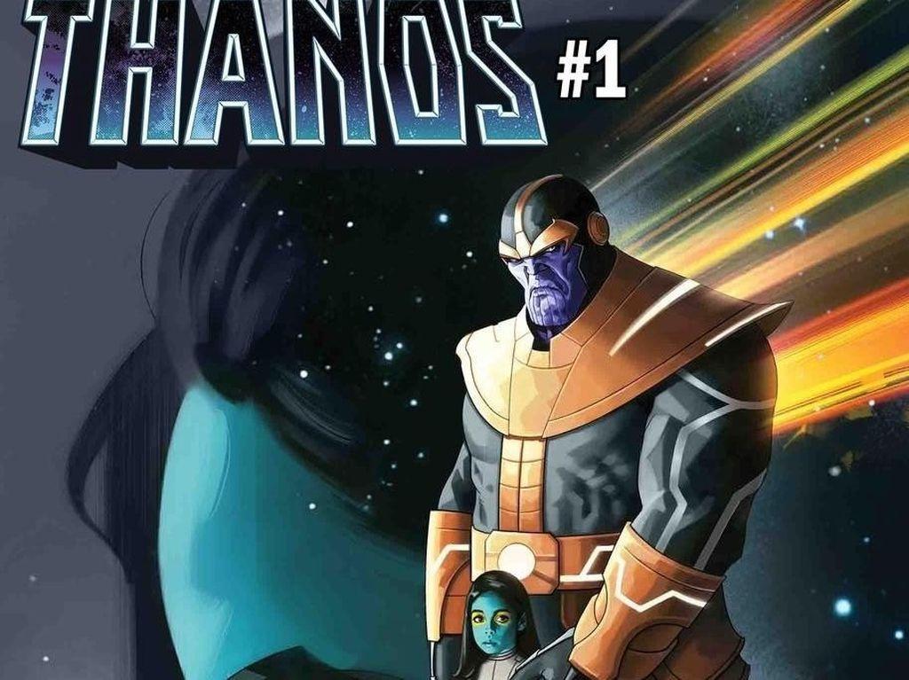 Komikus Thanos dan Infinity Wars Keluar dari Marvel Comics, Ada Apa?