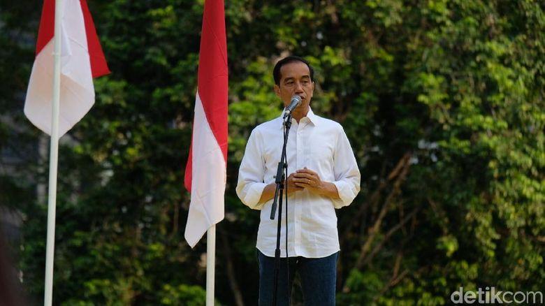 Jokowi: Memimpin Negara Butuh Pengalaman, Jangan Coba-coba Dong