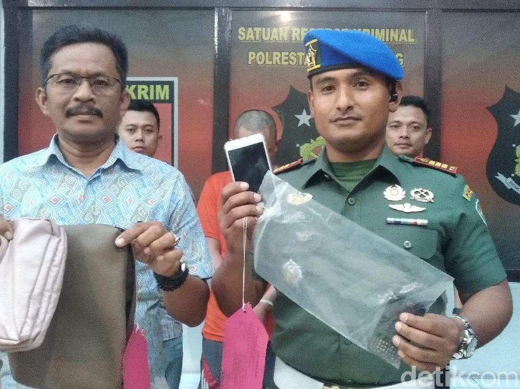 Pria di Bandung Begal PNS Denpom hingga Dirawat di Rumah Sakit