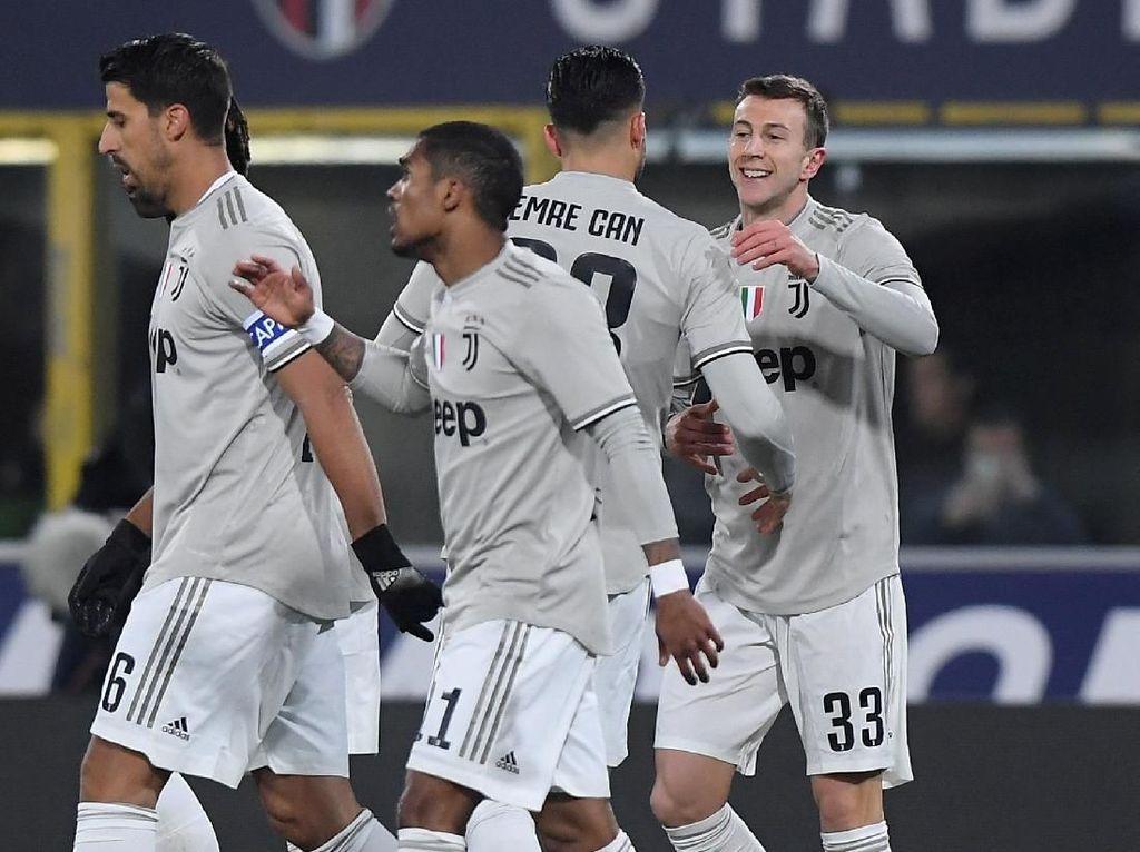 Allegri Senang Juventus Bisa Tancap Gas Usai Liburan
