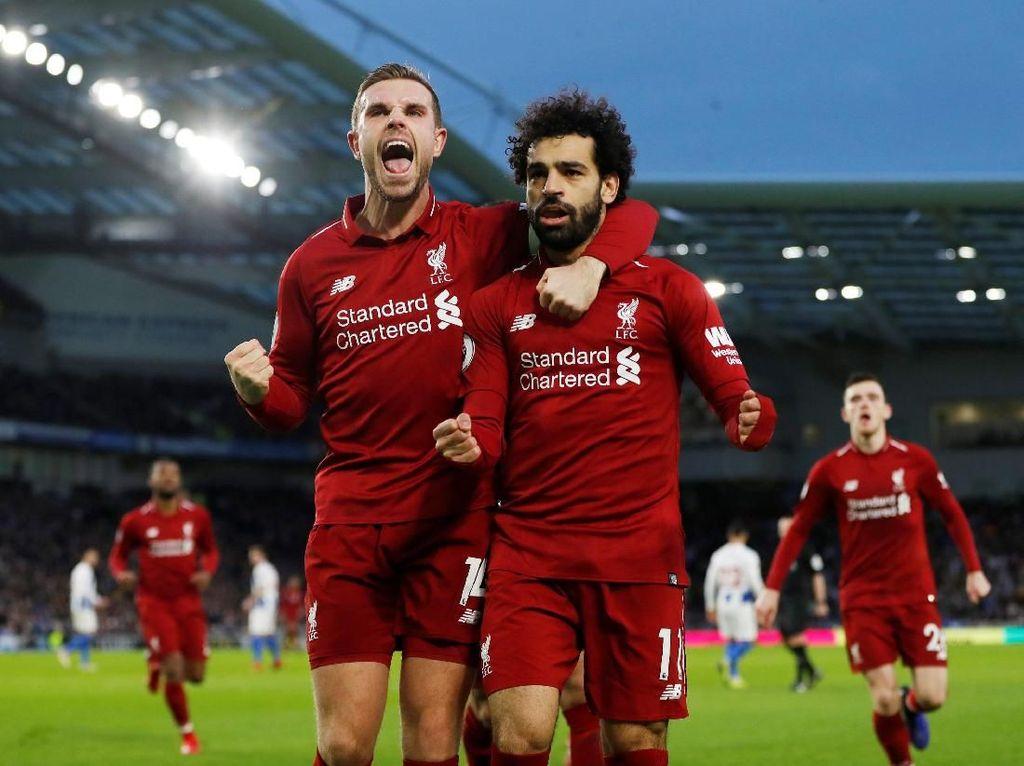 Puasa Gelar Liverpool Selalu Jadi Tantangan Tersendiri untuk Para Pemain
