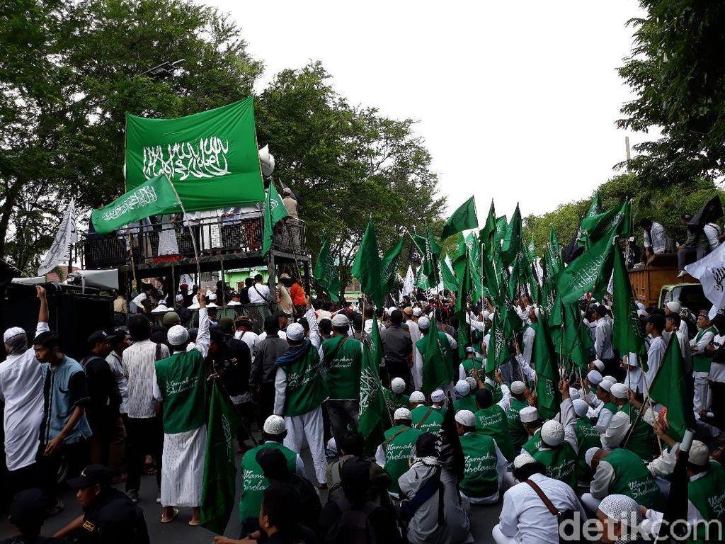 Tablig Akbar PA 212 Berujung Laporan ke Bawaslu