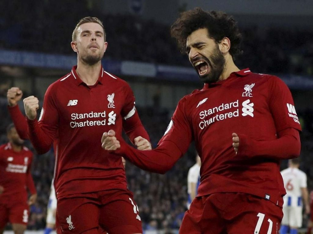 Klasemen Liga Inggris: MU Pepet Arsenal, City Tempel Liverpool