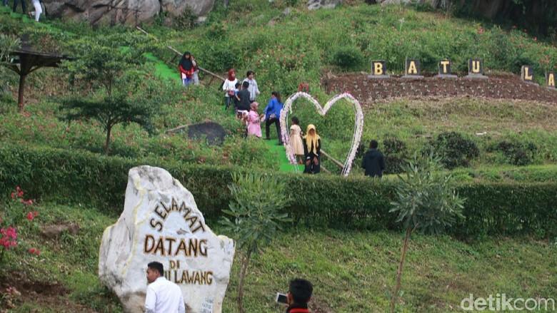 Batu Lawang Cirebon (Sudirman Wamad/detikTravel)