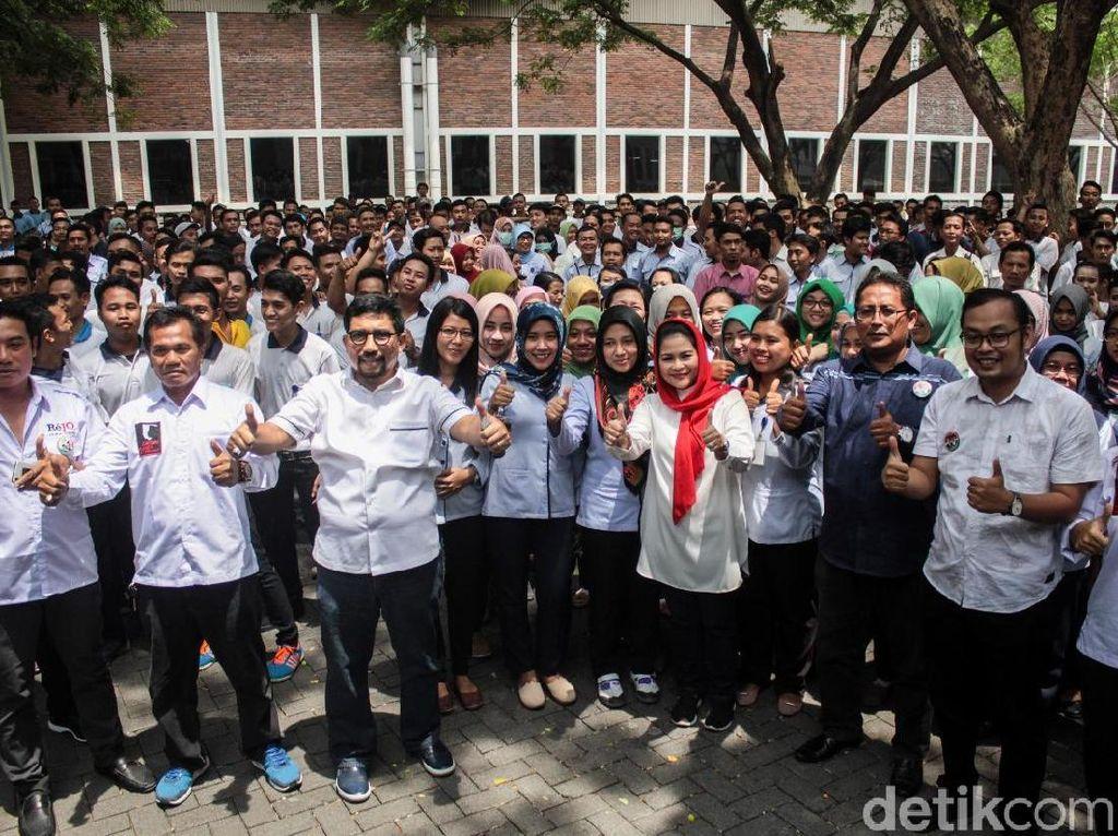 Dukungan Alumni PTN, Timses: Politik Akal Sehat di Kubu Jokowi