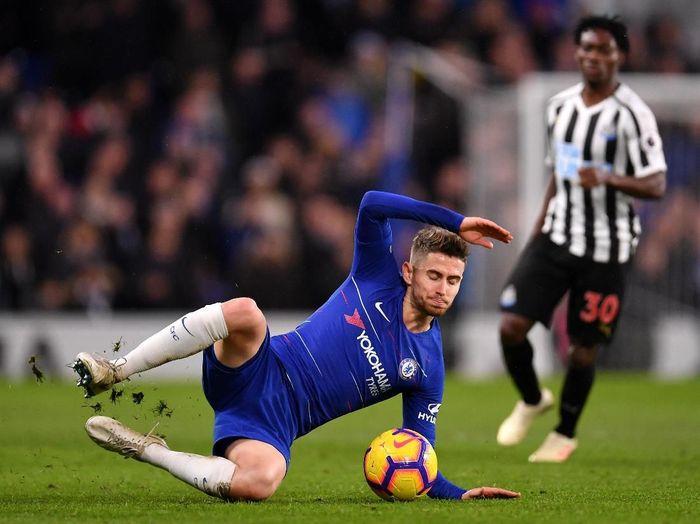 Chelsea susah payah kalahkan Newcastle United 2-1 di pekan ke-22 Liga Inggris. (Foto: Justin Setterfield/Getty Images)