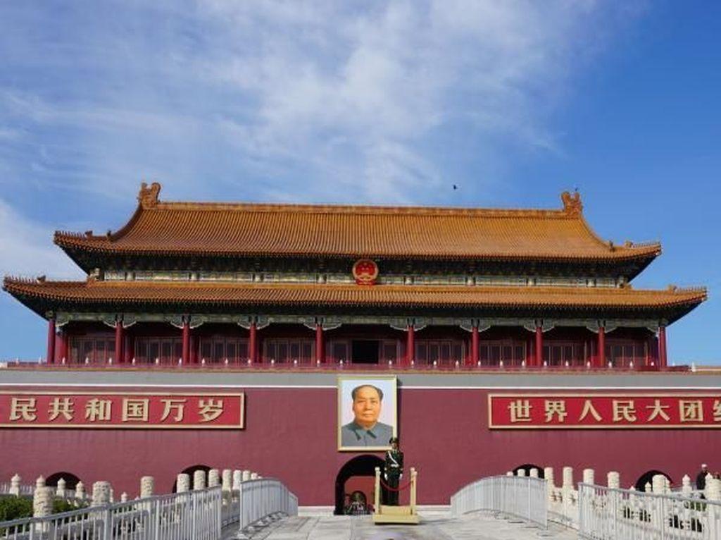 Wabah Virus Corona, Kota Terlarang di China Tutup!