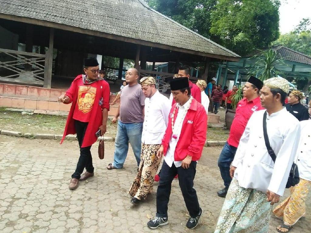 Datangi Keraton Cirebon, PSI Diberi Pesan untuk Rawat Keberagaman