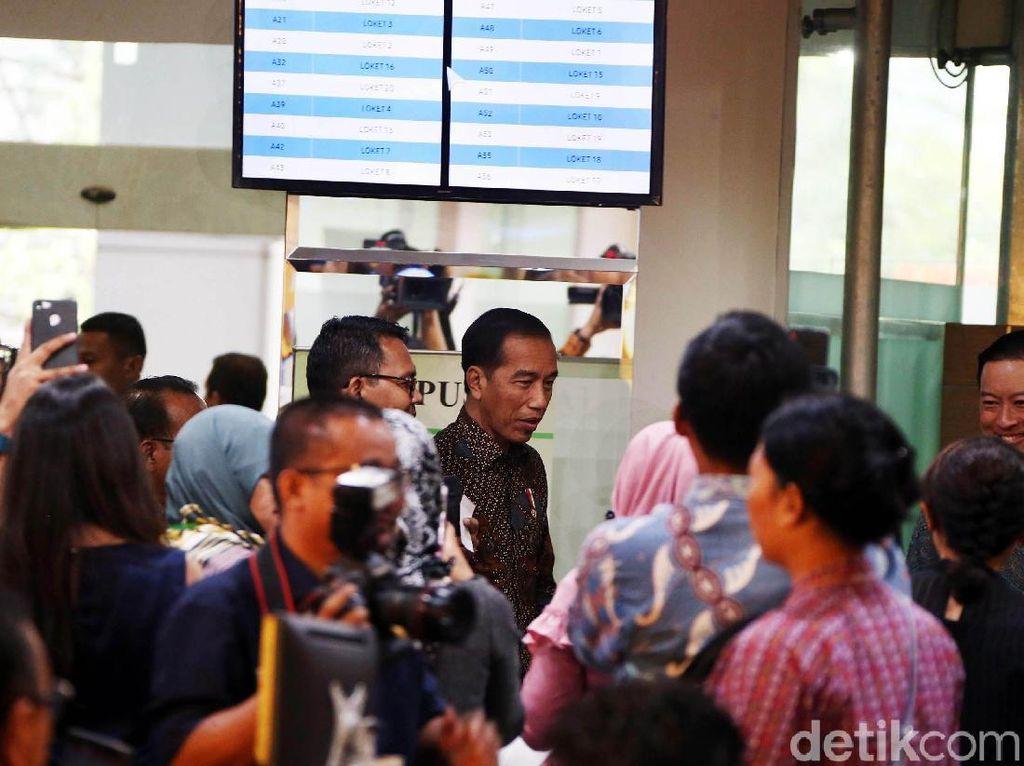 OSS, Sistem Perizinan Andalan Jokowi Dapat Keluhan dari Pengusaha