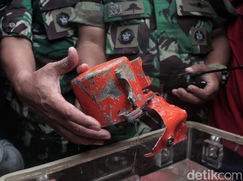 Transkrip CVR Tuntas, KNKT Analisis Penyebab Jatuhnya Lion Air PK-LQP