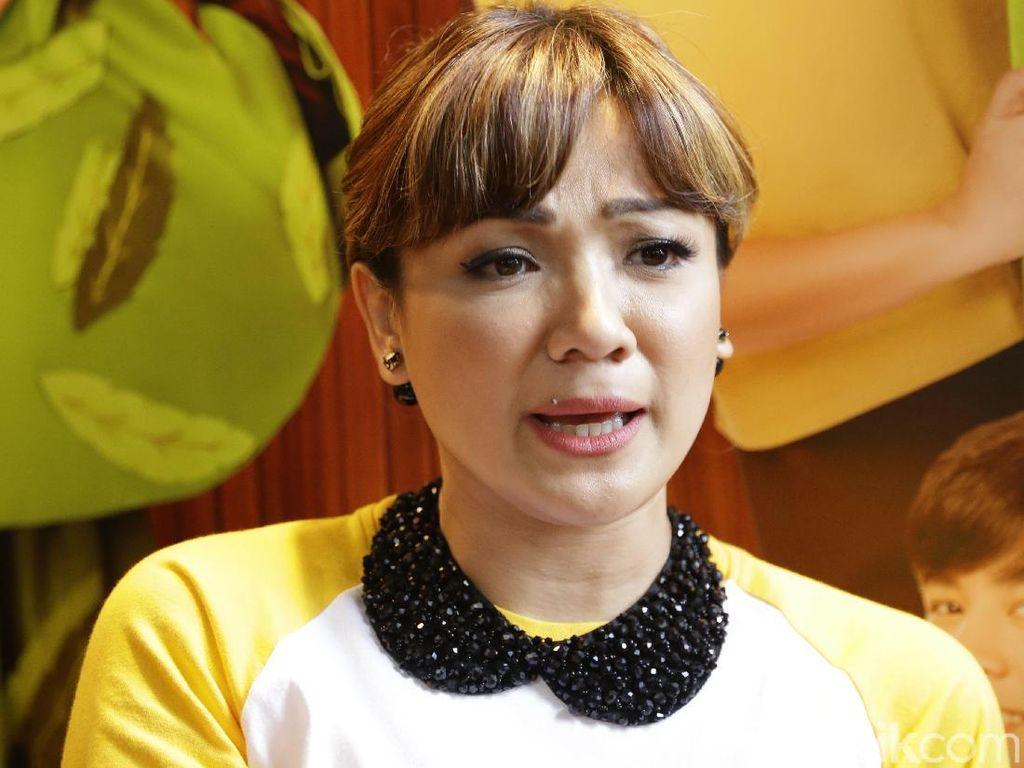 Andrea Dian Positif Corona, Nirina Zubir: Kamu Wanita Hebat dan Kuat!