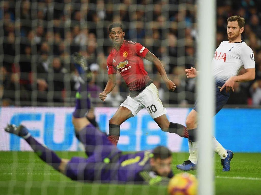 10 Fakta Manchester United Vs Tottenham Hotspur