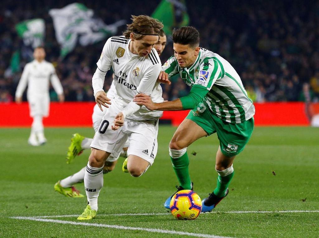 Real Madrid Catatkan Persentase Ball Possession Terendah Sejak 2011