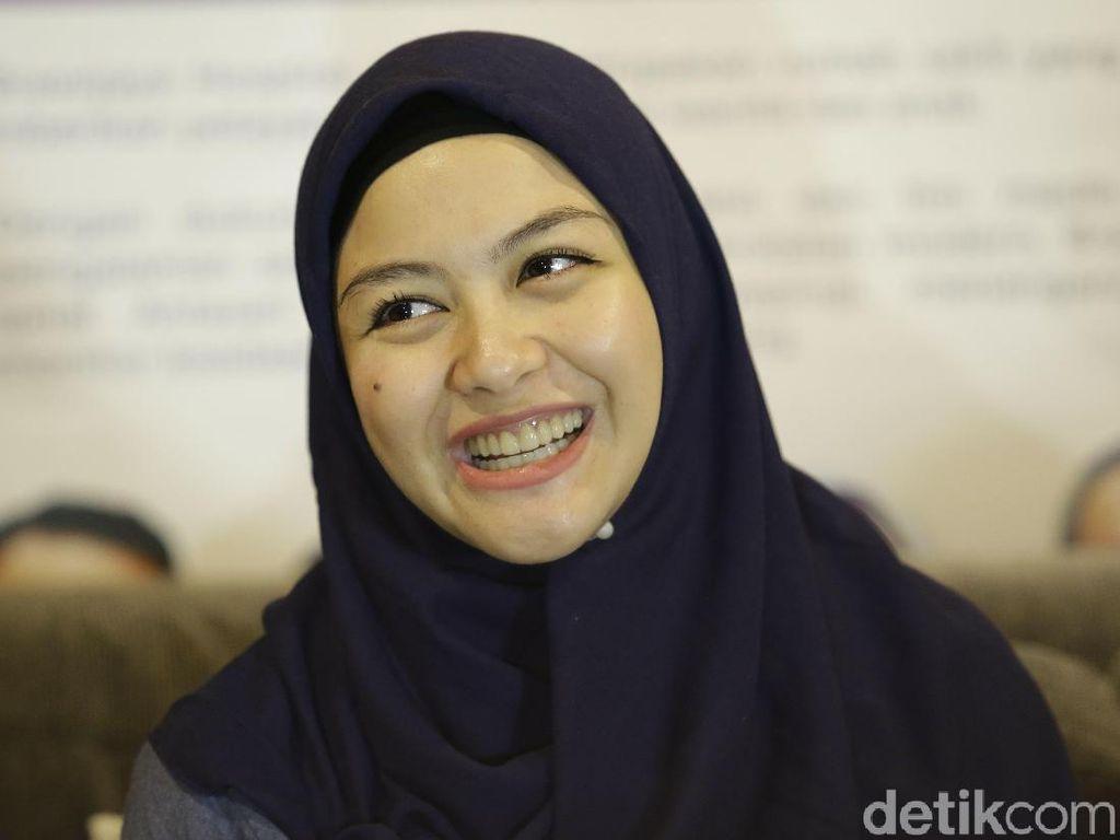 Laudya Cynthia Bella Jadi Inspirasi Revalina S. Temat Bikin Bisnis Hijab