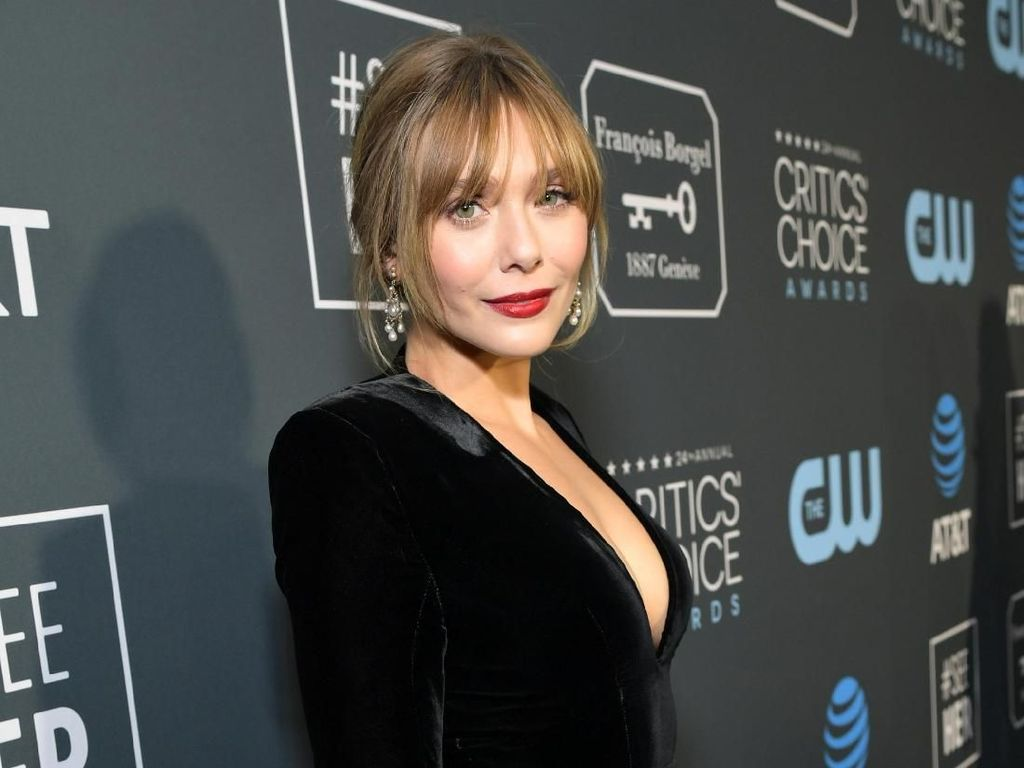 Ikuti Chris Pratt, Elizabeth Olsen Posting Video Ilegal Endgame