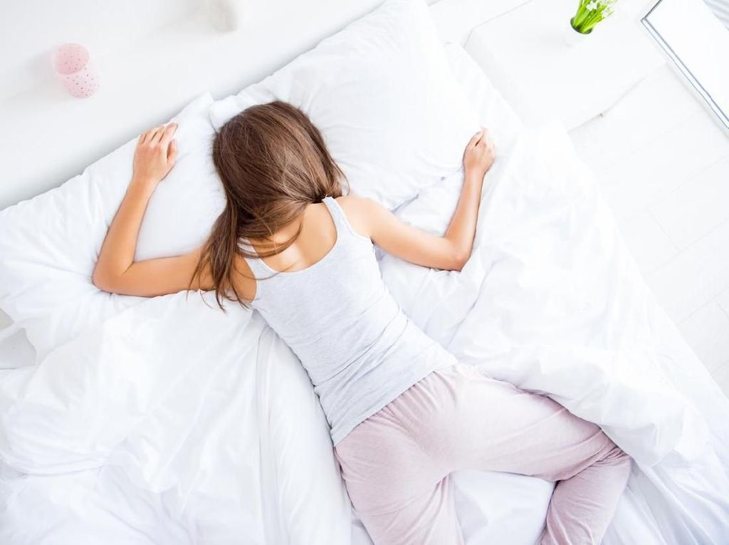 6 Kemungkinan yang Terjadi Akibat Tidur Salah Posisi