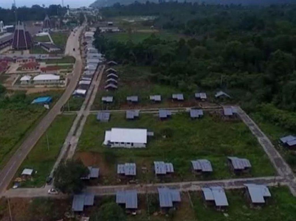 Wajah Rumah Khusus di Papua, untuk Pemuka Adat hingga Eks OPM