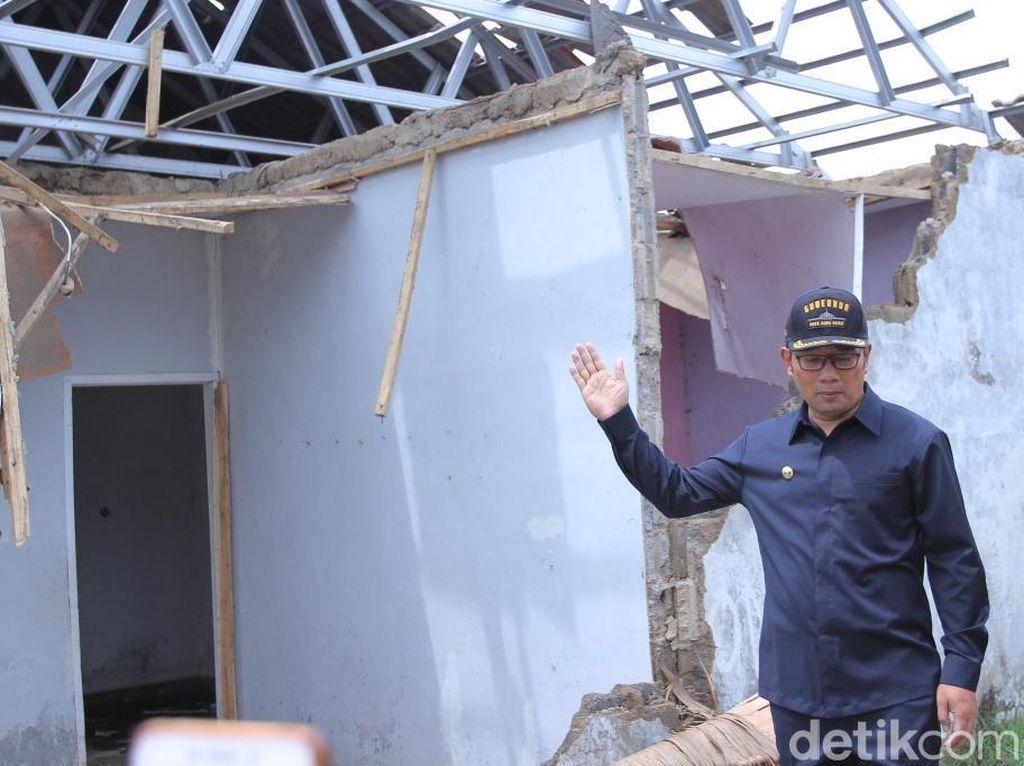 Ridwan Kamil Cari Teknologi Pendeteksi Puting Beliung ke Jepang