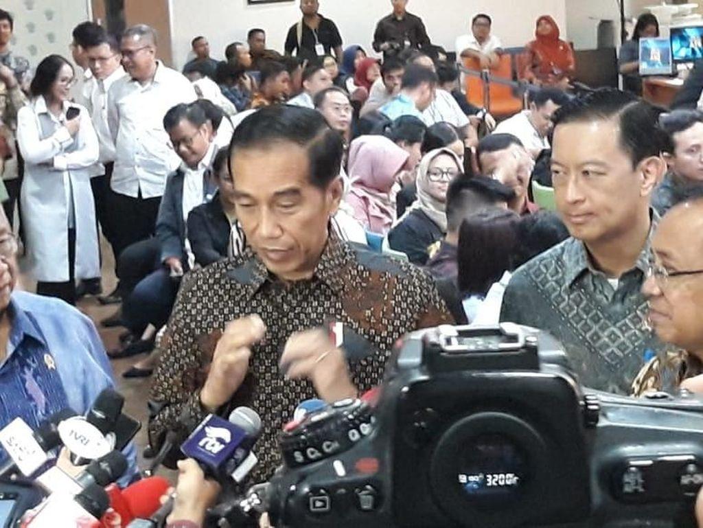 Jokowi soal Perizinan: Paling Sulit Mengintegrasikan dengan Daerah