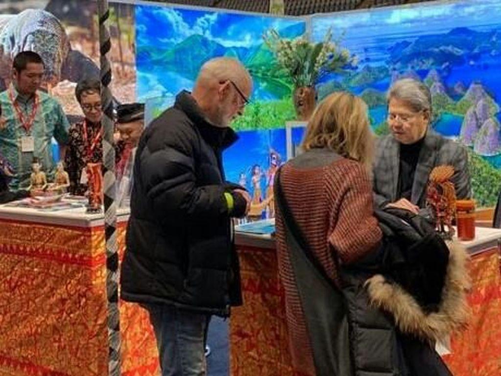 Mendulang Sukses Promosi RI di Pameran Wisata Norwegia 2019