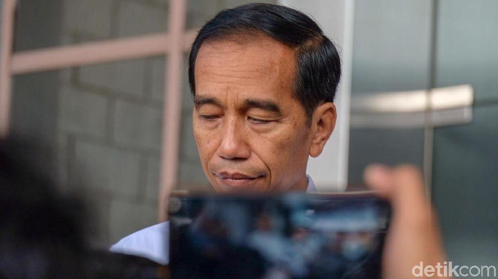 4 Kepala Daerah di Malut Temui Jokowi, Usulkan Sejumlah Pembangunan