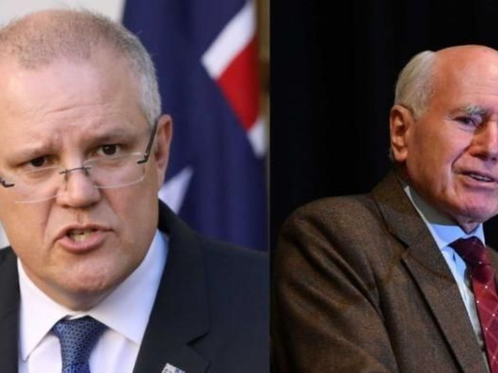 Intervensi KDRT Mantan PM Australia John Howard Menuai Pujian
