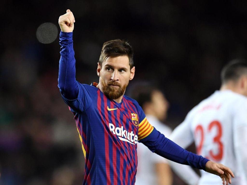 Seperti Kepa, Messi Pernah Juga Membangkang Saat Akan Diganti