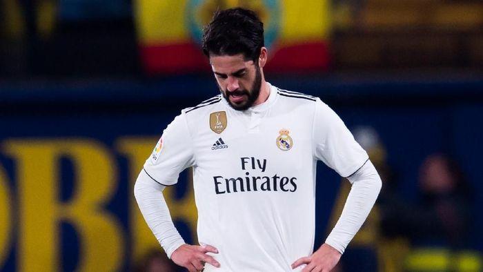 Cari Uang Tambahan untuk Boyong Eriksen, Madrid Tawarkan Isco ke Chelsea