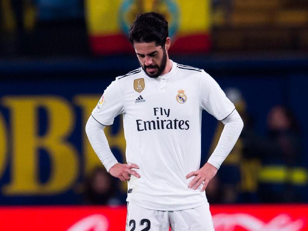 Isco Curhat Soal Situasinya di Madrid