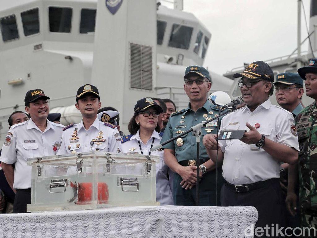 Video: Jika Kondisi CVR Lion Air Bagus, Download Cuma Butuh 1 Jam