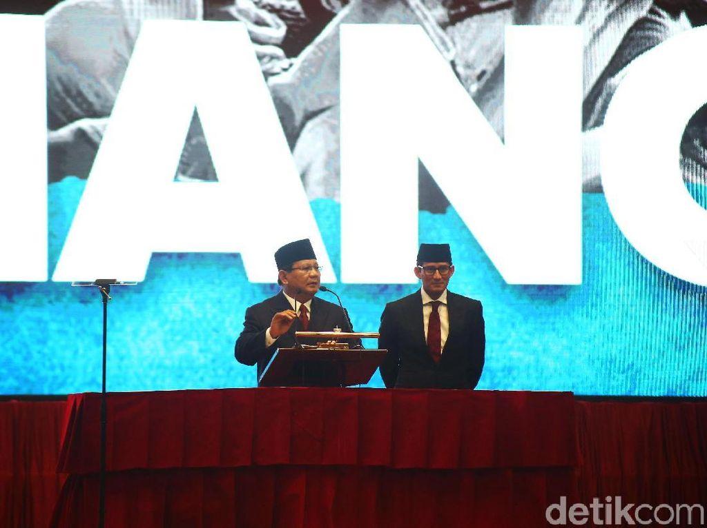 Ada Final Piala Presiden, Pidato Kebangsaan Prabowo Pindah ke Surabaya