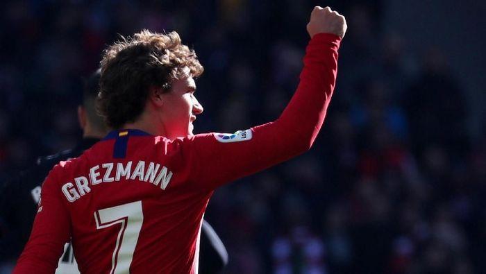 Barcelona Umumkan Transfer Griezmann 11 Juli ?