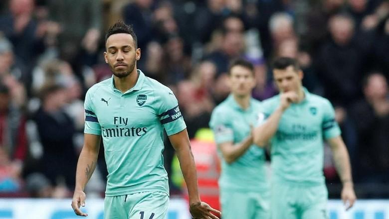 Empat Besar Makin Sulit untuk Arsenal