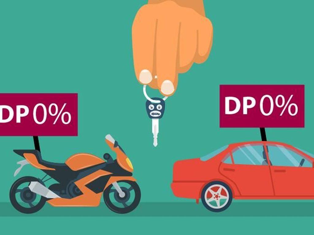 DP Nol Persen untuk Motor Belum Dibutuhkan
