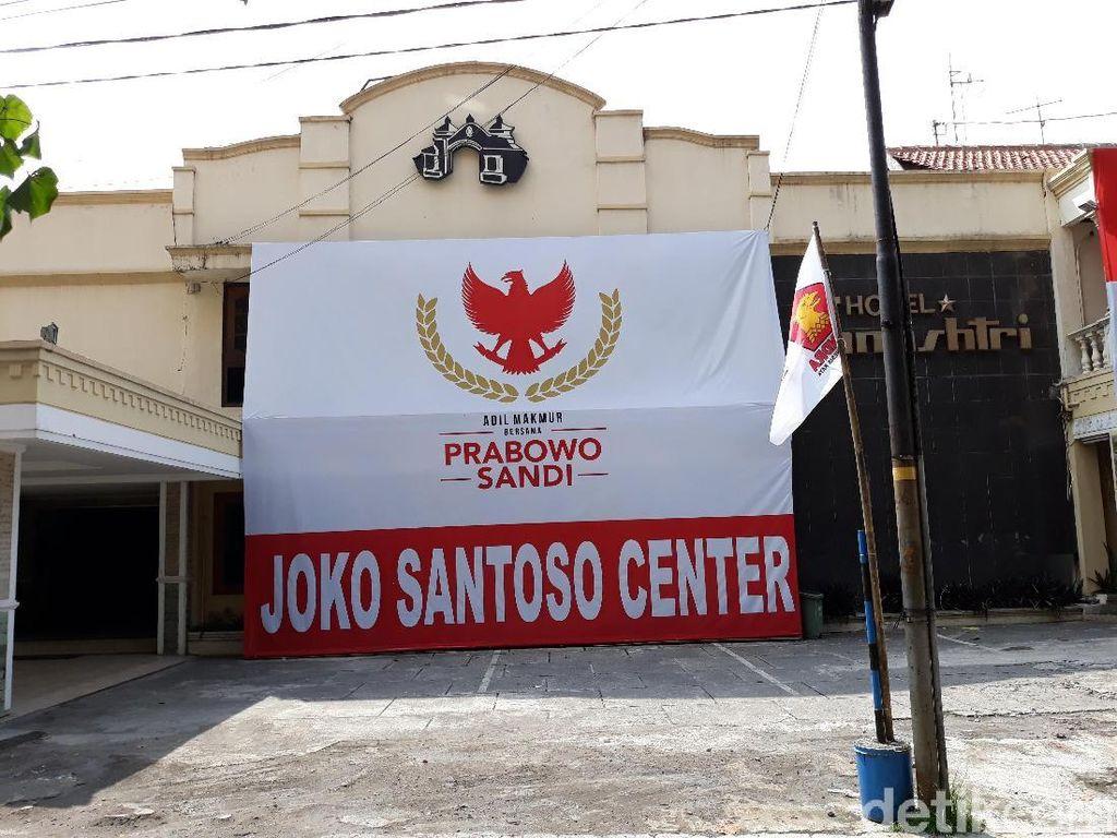 Posko Prabowo Merebak di Solo, Jenderal Gatot Menyoal Foto
