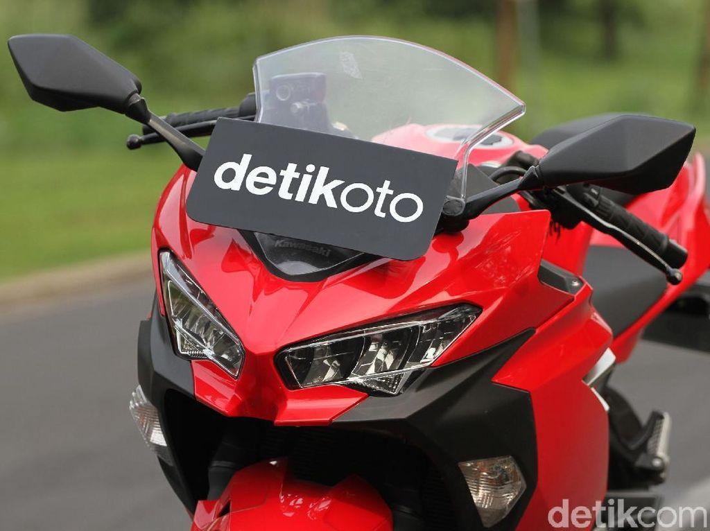 Di Masa depan Kawasaki Ninja Jadi Motor Listrik