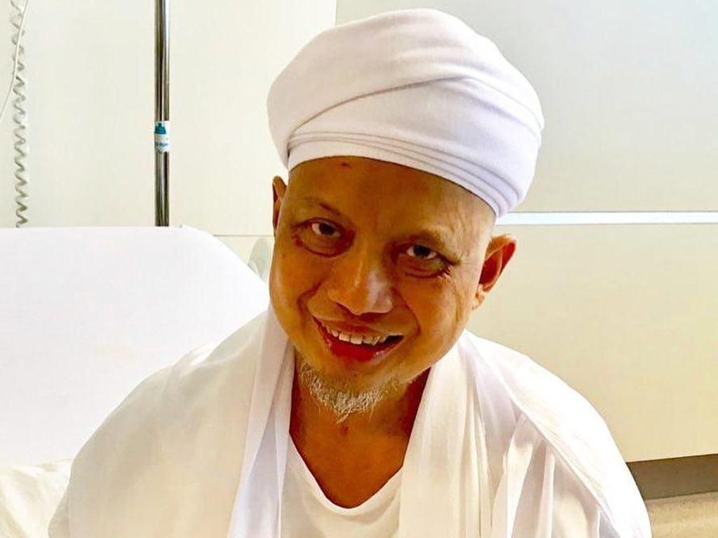 Ustad Arifin Ilham Membaik, Kian Bugar dan Sudah Bisa Olahraga