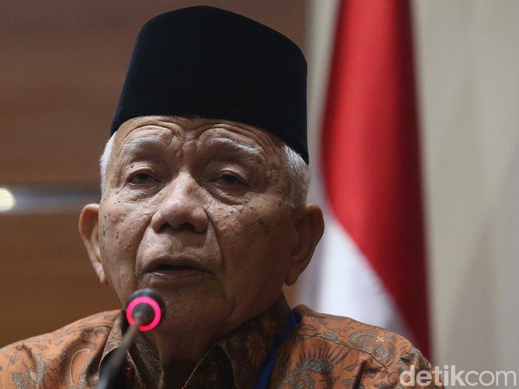 Eks Penasihat KPK Prof Said Zainal Abidin Wafat