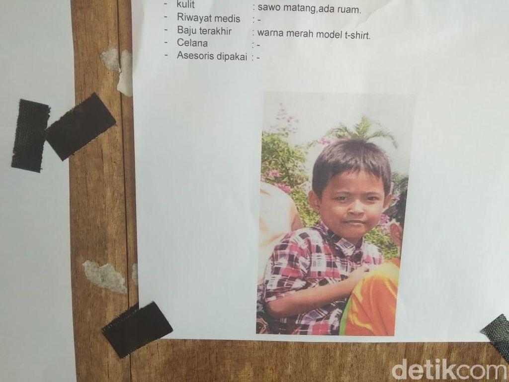 Bocah Boyolali yang Hanyut Akhirnya Ditemukan di Waduk Kedungombo