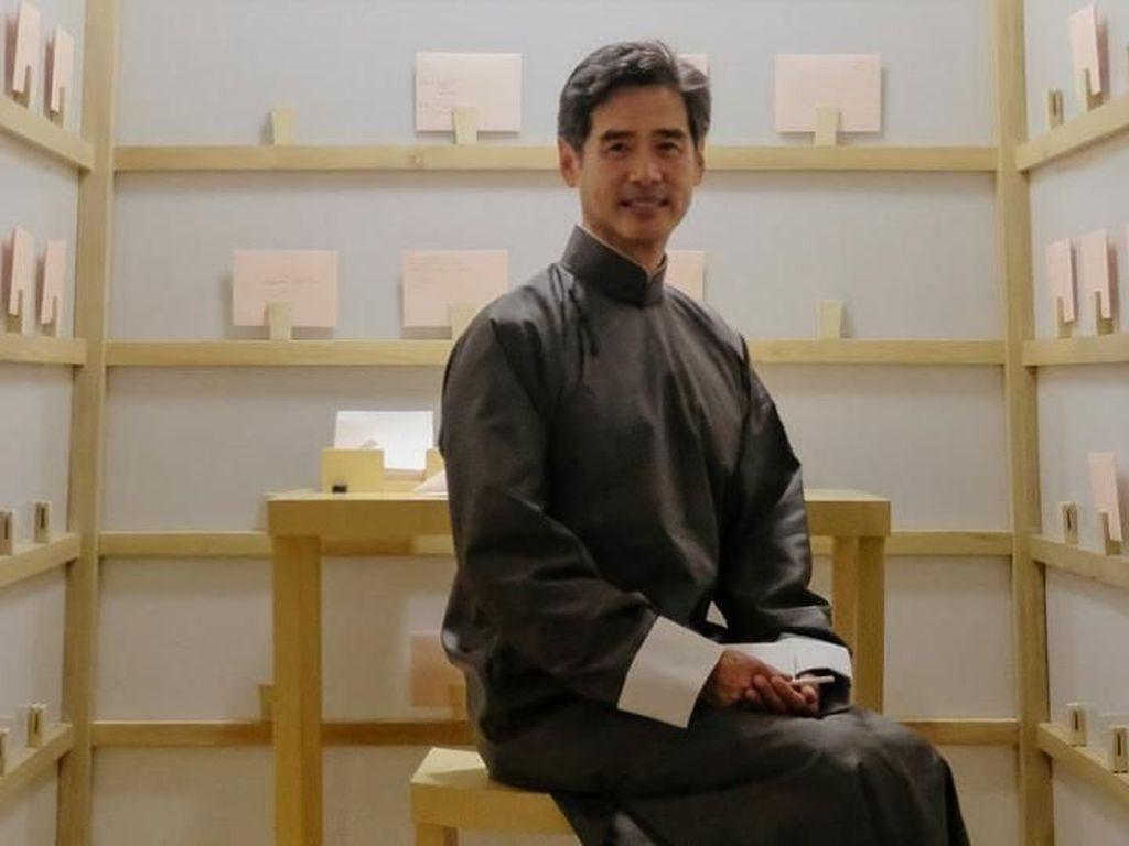 Merasakan Sensasi Karya Interaktif Lee Mingwei di Jakarta, Apa Tujuannya?