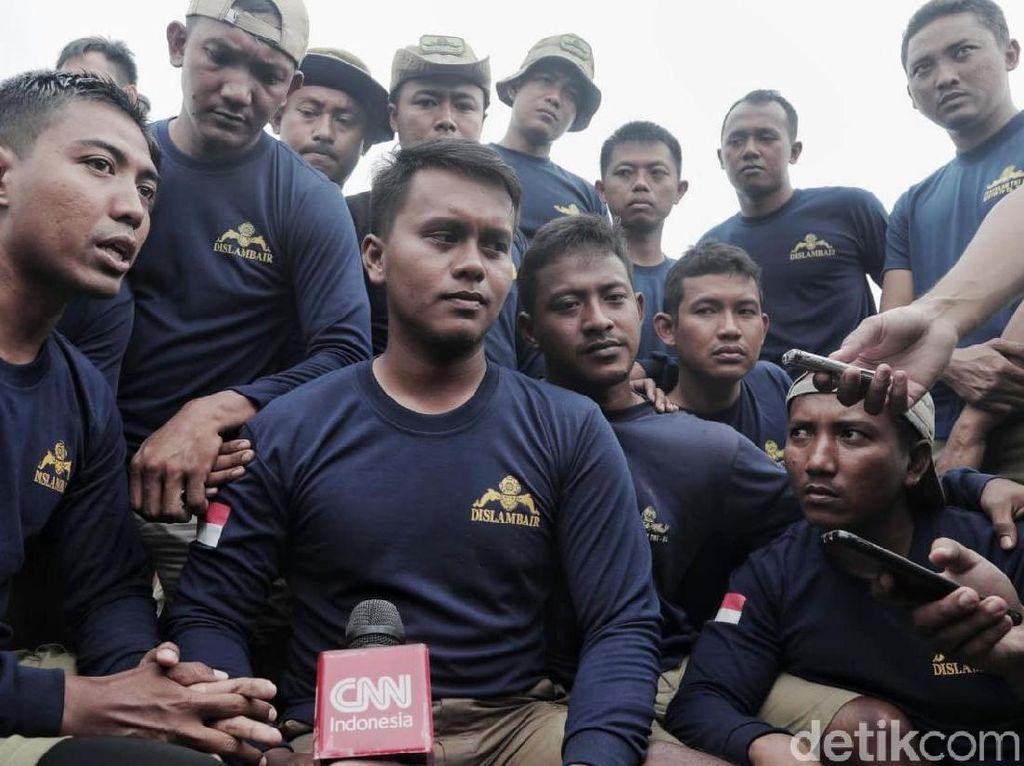 Kisah Serda Satria Temukan CVR Lion Air di Kedalaman 30 Meter