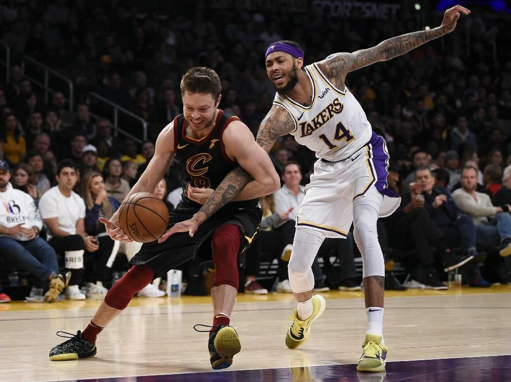 Hasil NBA: Cavs Menang di Kandang Lakers