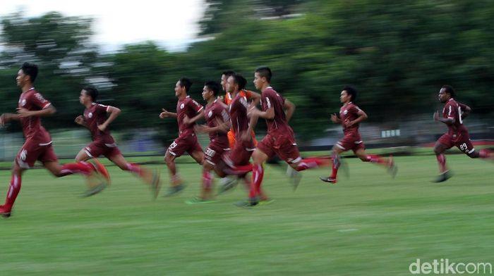Persija Jakarta langsung mengalihkan fokus ke babak 16 besar Piala Indonesia. (Rifkianto Nugroho/detikSport)