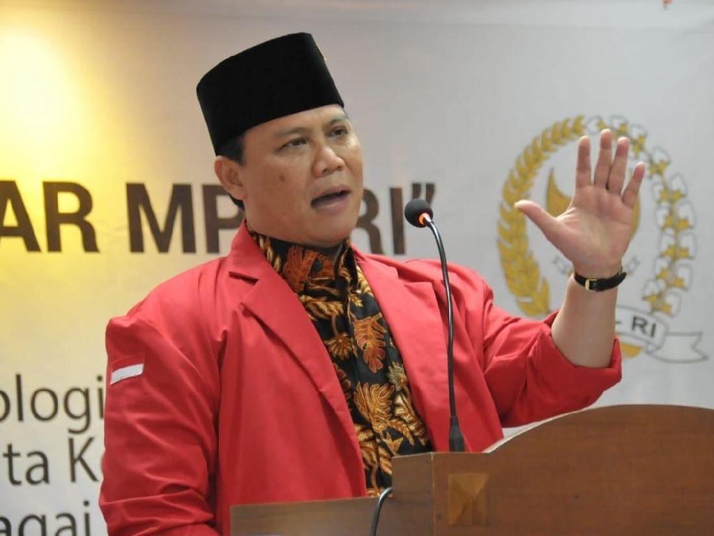 PDIP Tak Incar Ketua MPR: Tidak Elok Jika The Winner Takes All