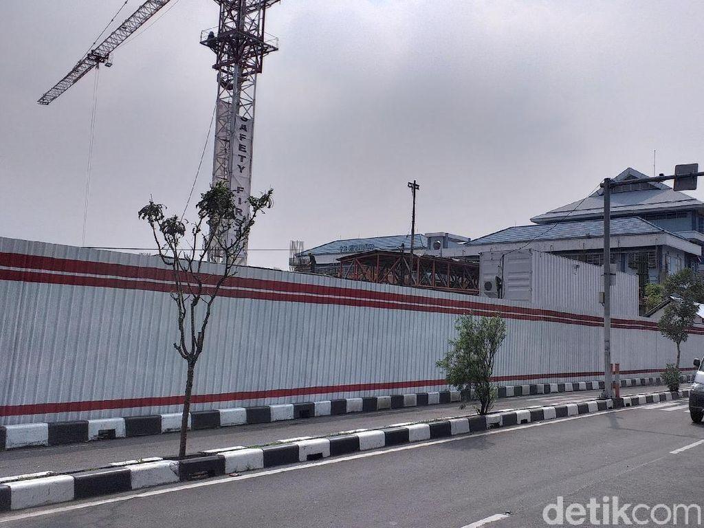 Ditarget Rampung 2019, Revitalisasi Terminal Joyoboyo Dikebut