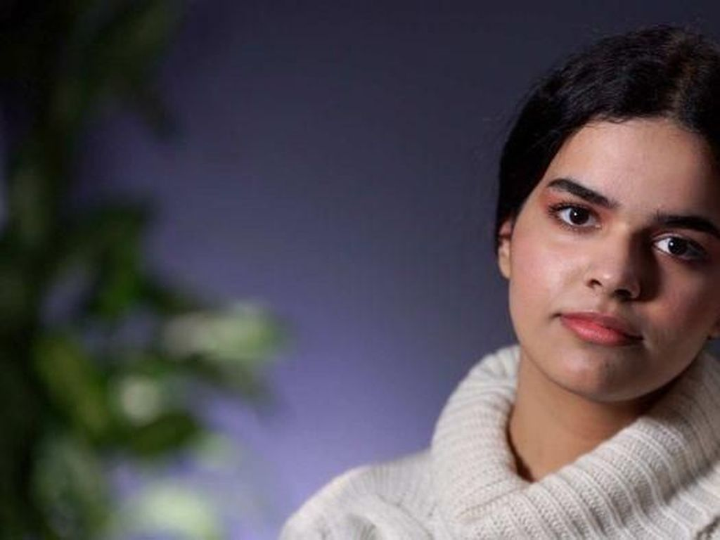 Rahaf al-Qunun Bertekad Kampanye Bagi Kebebasan Perempuan Saudi