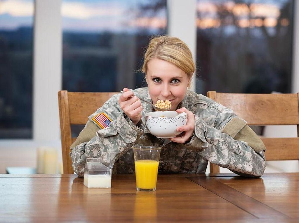 Tren Baru Turunkan Berat Badan dengan Diet Militer, Seperti Apa?