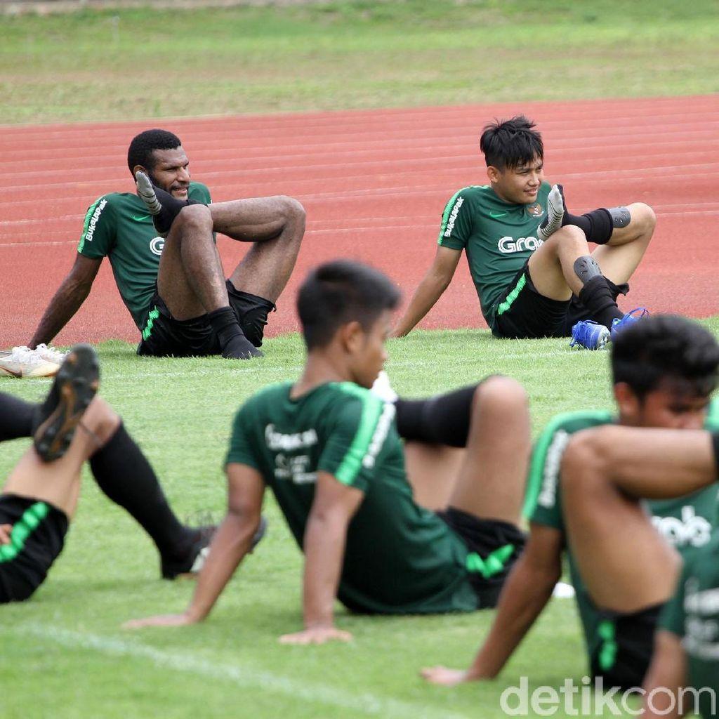 Piala AFF Kian Dekat, Timnas U-22 Harus Selektif Pilih Makanan