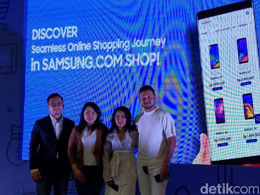 Buka Online Store Sendiri, Samsung Tutup Toko di e-Commerce Lain?