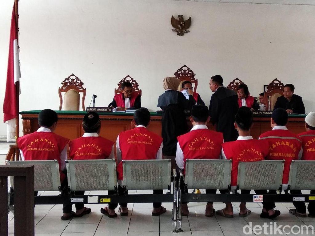Jadwal Hakim Padat, Sidang Penganiayaan Haringga Sirla Ditunda